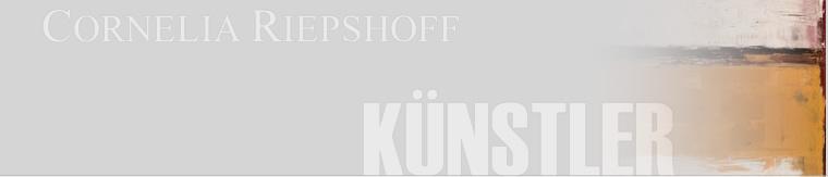 Leinwandbilder der Künstlerin Cornelia Riepshoff im Shop