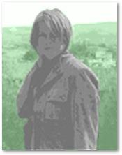 Die Künstlerin Cornelia Riepshoff